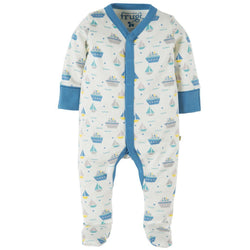 Summer Seas Babygrow - souzu.co.uk