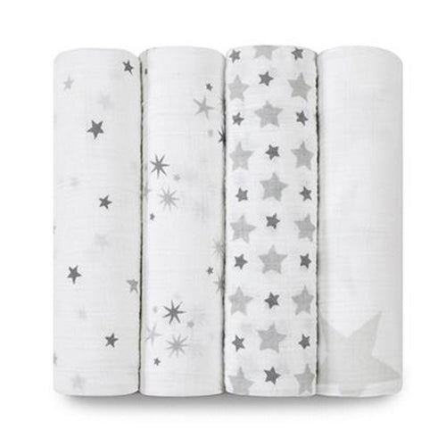 Twinkle Swaddle Pack of 4
