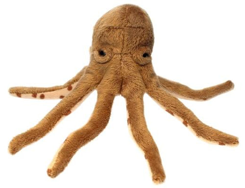 Octopus Finger Puppet - souzu.co.uk