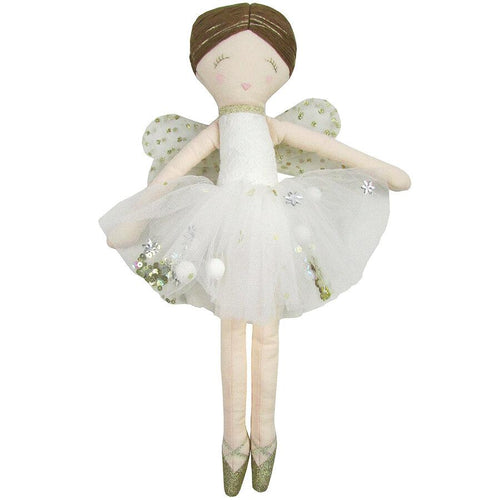 Off White Fairy Doll