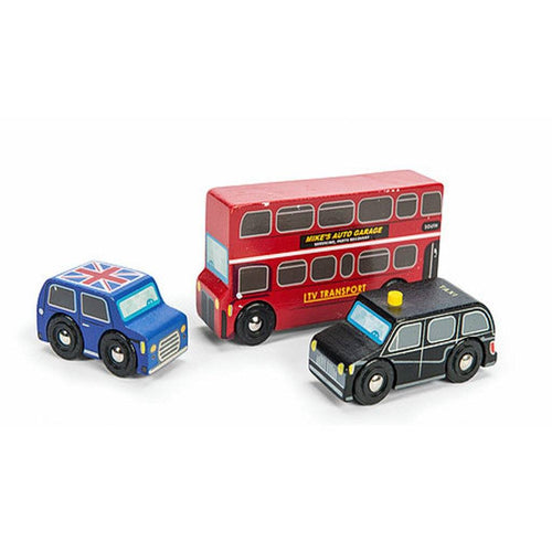 Little London Vehicle Set - souzu.co.uk