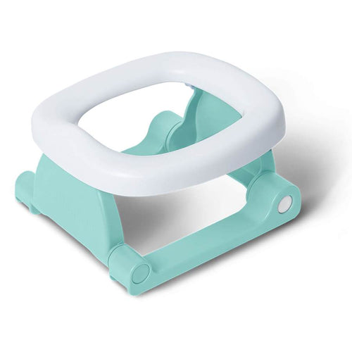 Eggshell Blue Travel Potty
