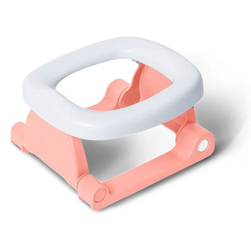 Flamingo Pink Travel Potty