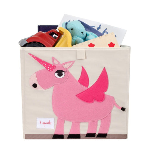 Unicorn Storage Box - souzu.co.uk
