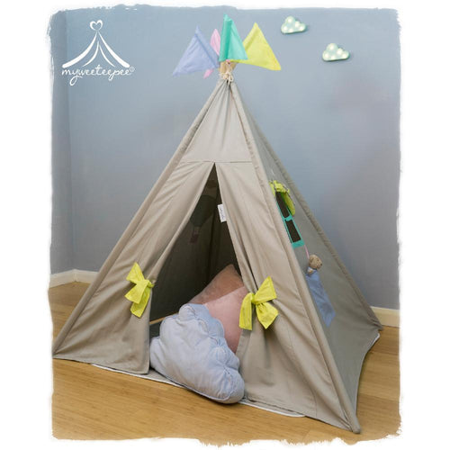 Up up and Away Teepee Bundle