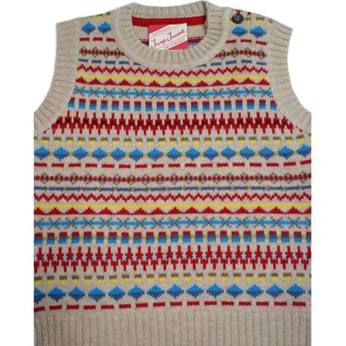Natural Fairisle - souzu.co.uk