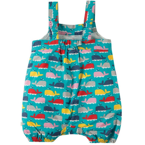 Whale Dungarees