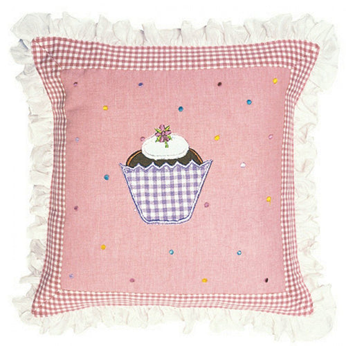 Gingerbread Cushion Cover - souzu.co.uk