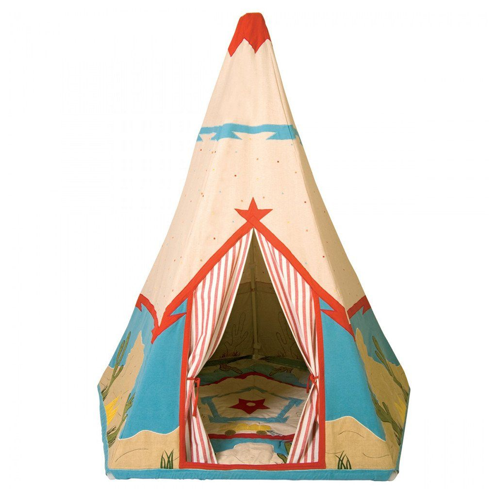 Cowboy Wigwams - souzu.co.uk