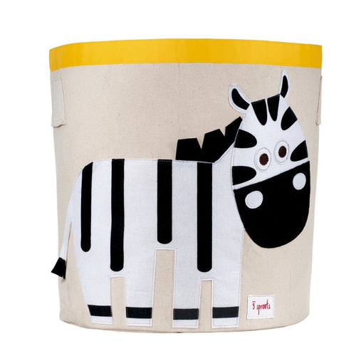 Zebra Storage Bin - souzu.co.uk