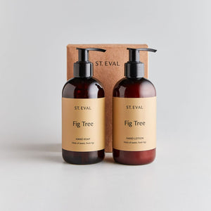 Fig hand wash and lotion set - ST EVAL