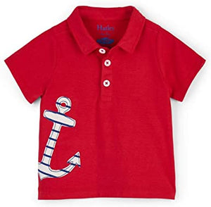 anchor baby polo shirt