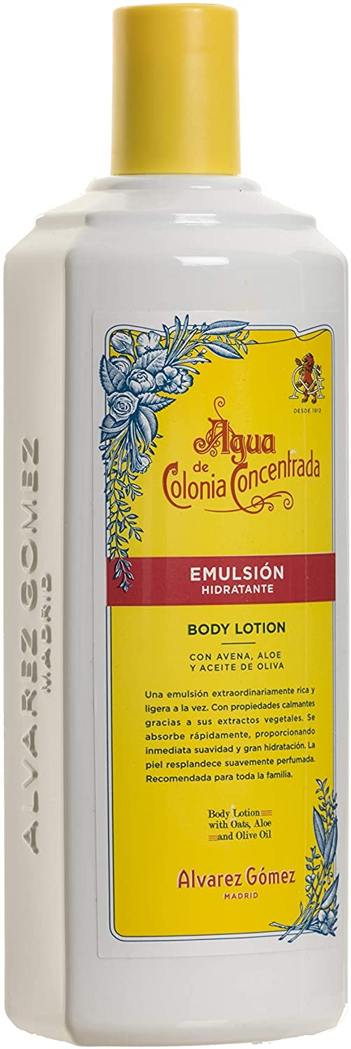 agua de colonia body lotion - 460ml