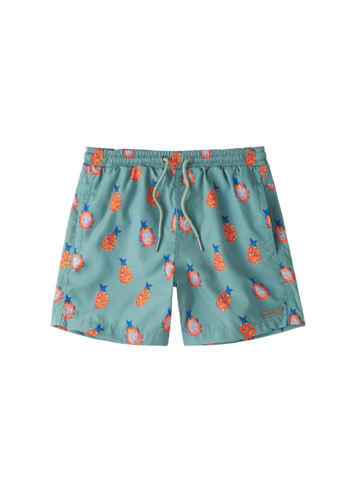 dragonfruit boys swim shorts