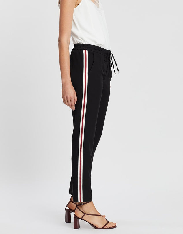 thriller trousers - black