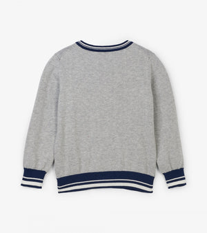 cool rex v neck sweater