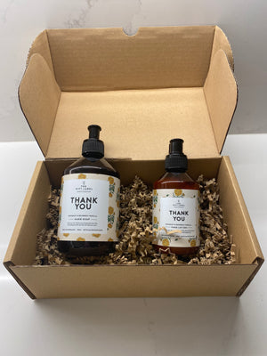 the thank you gift box