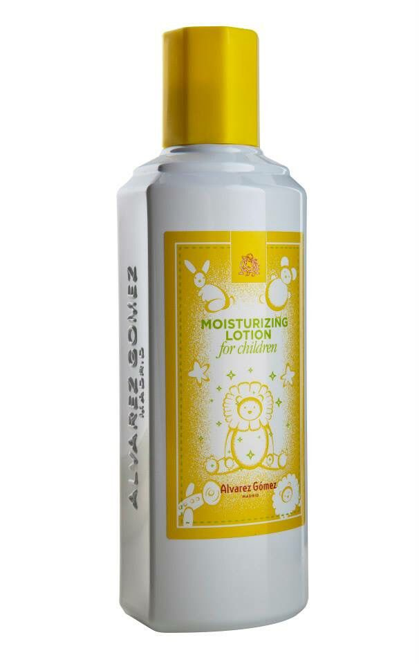 Alvarez Gomez children moisturizing lotion