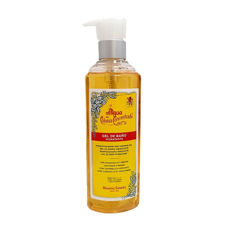 agua de colonia bath and shower gel - 290ml