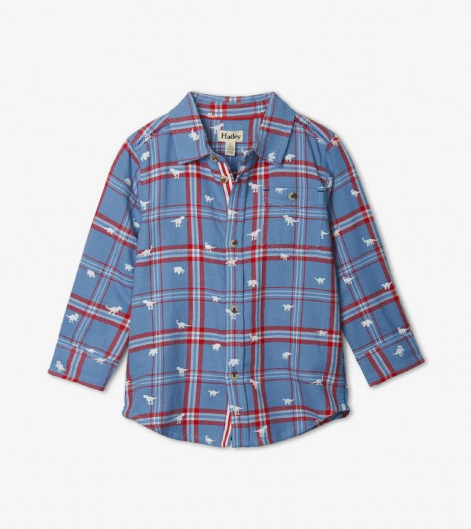silhouette dings button down shirt