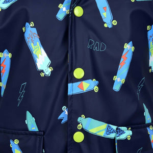 rad longboards rain jacket