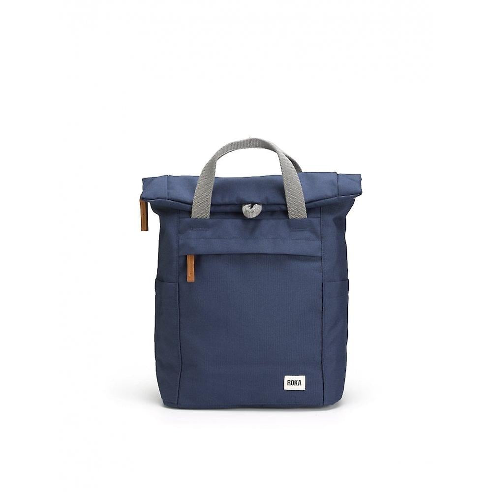 Roka Finchley A small bag - Mineral blue