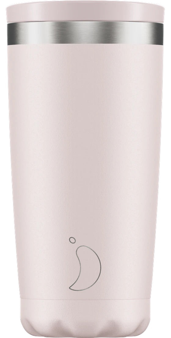 blush edition pink chilly coffee cup - 500ml