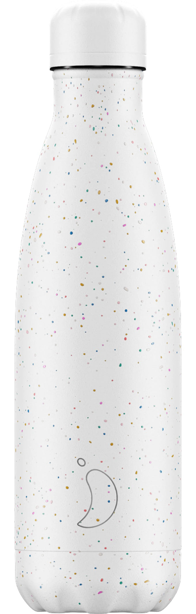 Speckle edition white chilly bottle - 500ml