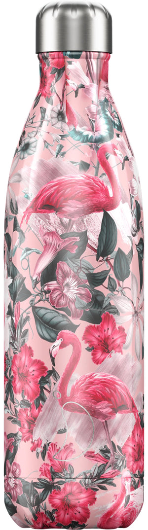 Tropical edition flamingo Chilly bottle - 750ml