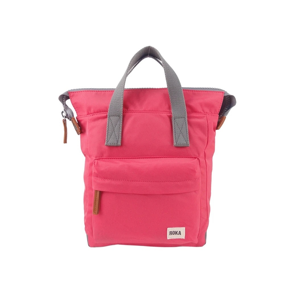 Roka Bantry B medium bag - Raspberry