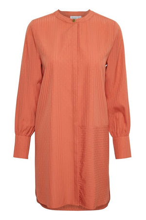 terracotta brandy blouse