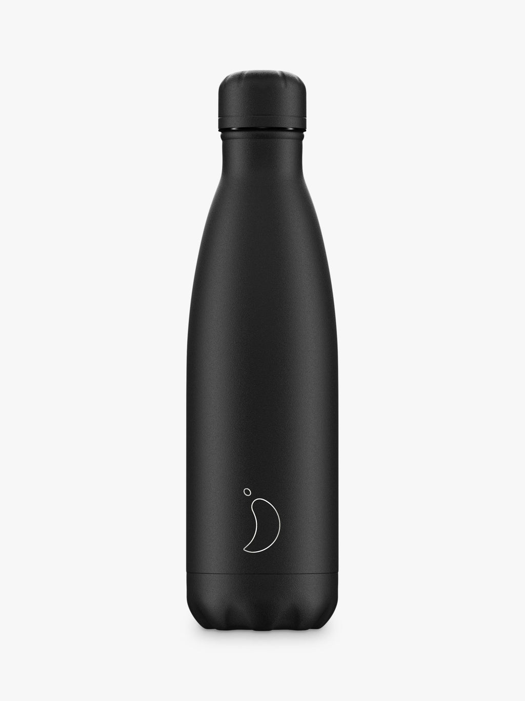 Monochrome edition all black chilly bottle - 500ml