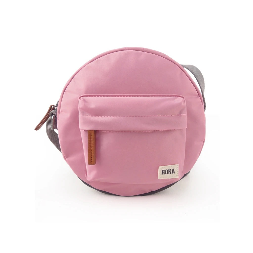 Roka Paddington B small cross body bag - Antique Pink