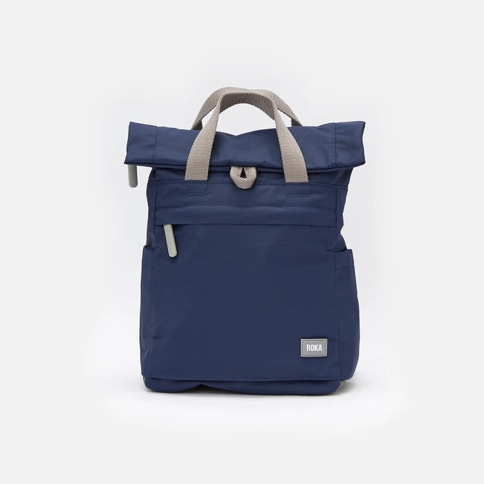 Roka Camden Medium bag - Navy
