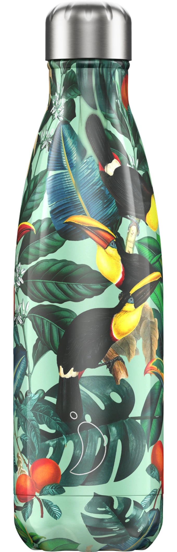 Tropical edition toucan chilly bottle - 500ml