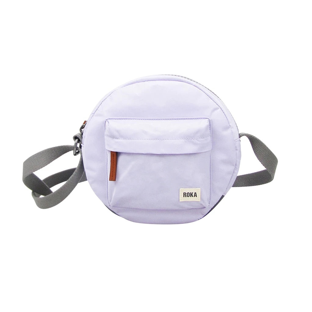 Roka Paddington B small cross body bag - Lavender