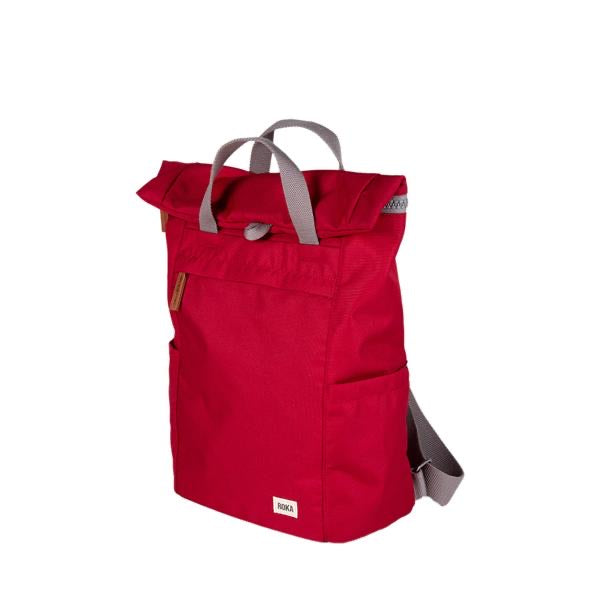 Roka Finchely A small bag - Volcanic Red