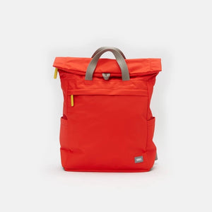 Roka Camden medium bag - Neon red