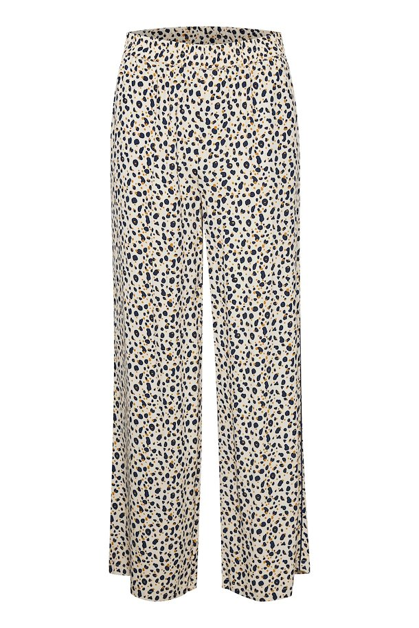 WHISPER CHEETAH CASUAL TROUSERS