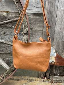 Love that leather shoulder bag (small) - 3 Colours