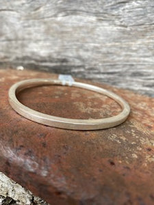 Square edge Bangle
