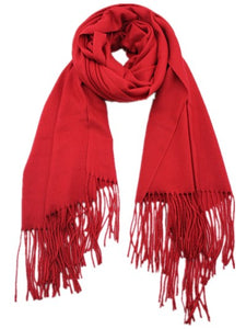 Cashmere scarf - 5 Colours