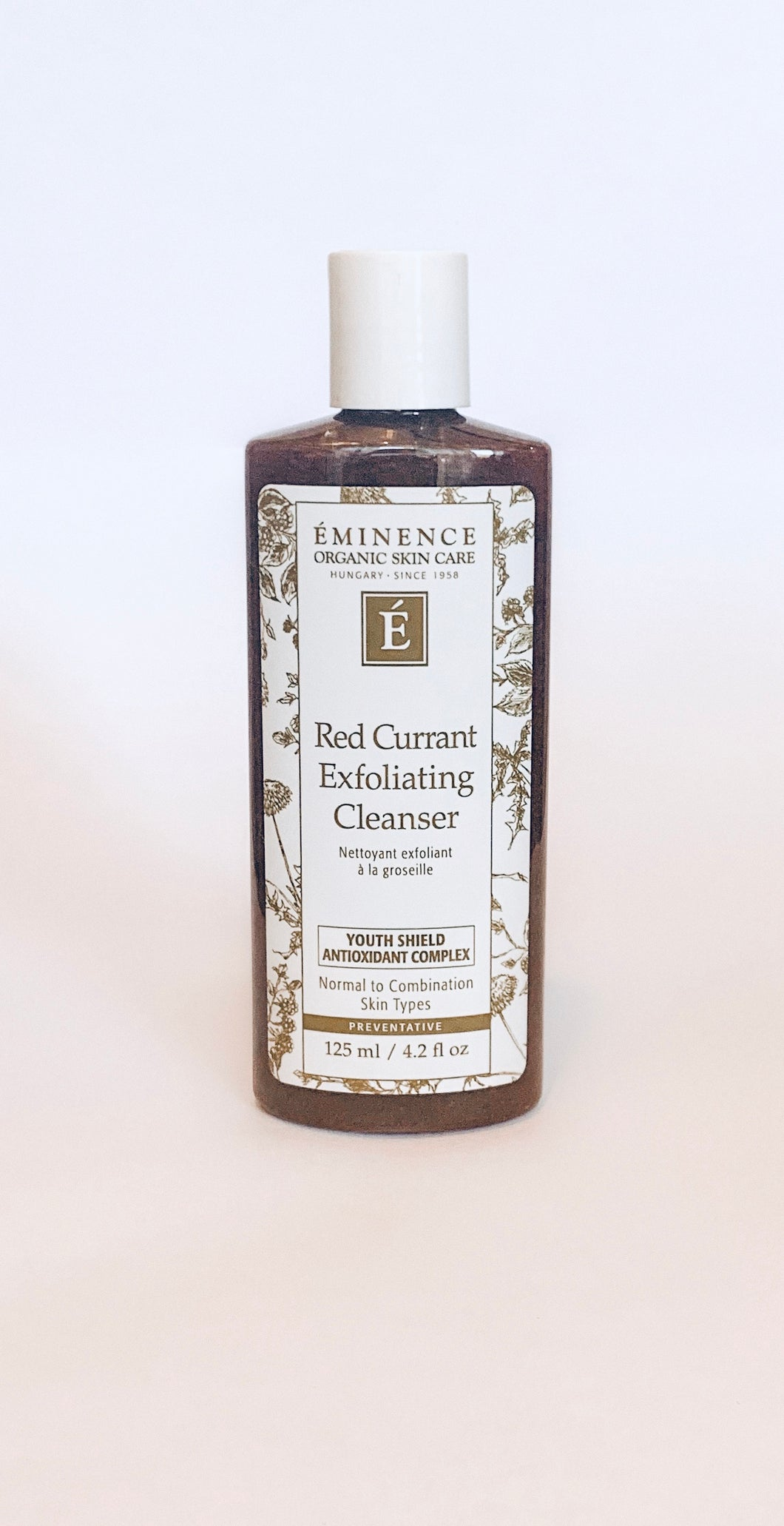 Eminece Red Currant Exfoliating Cleanser