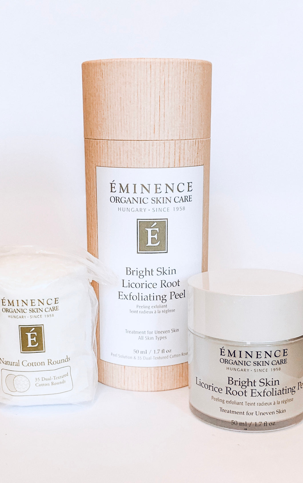 Eminence Bright Skin Licorice Root Exfoliating Peel