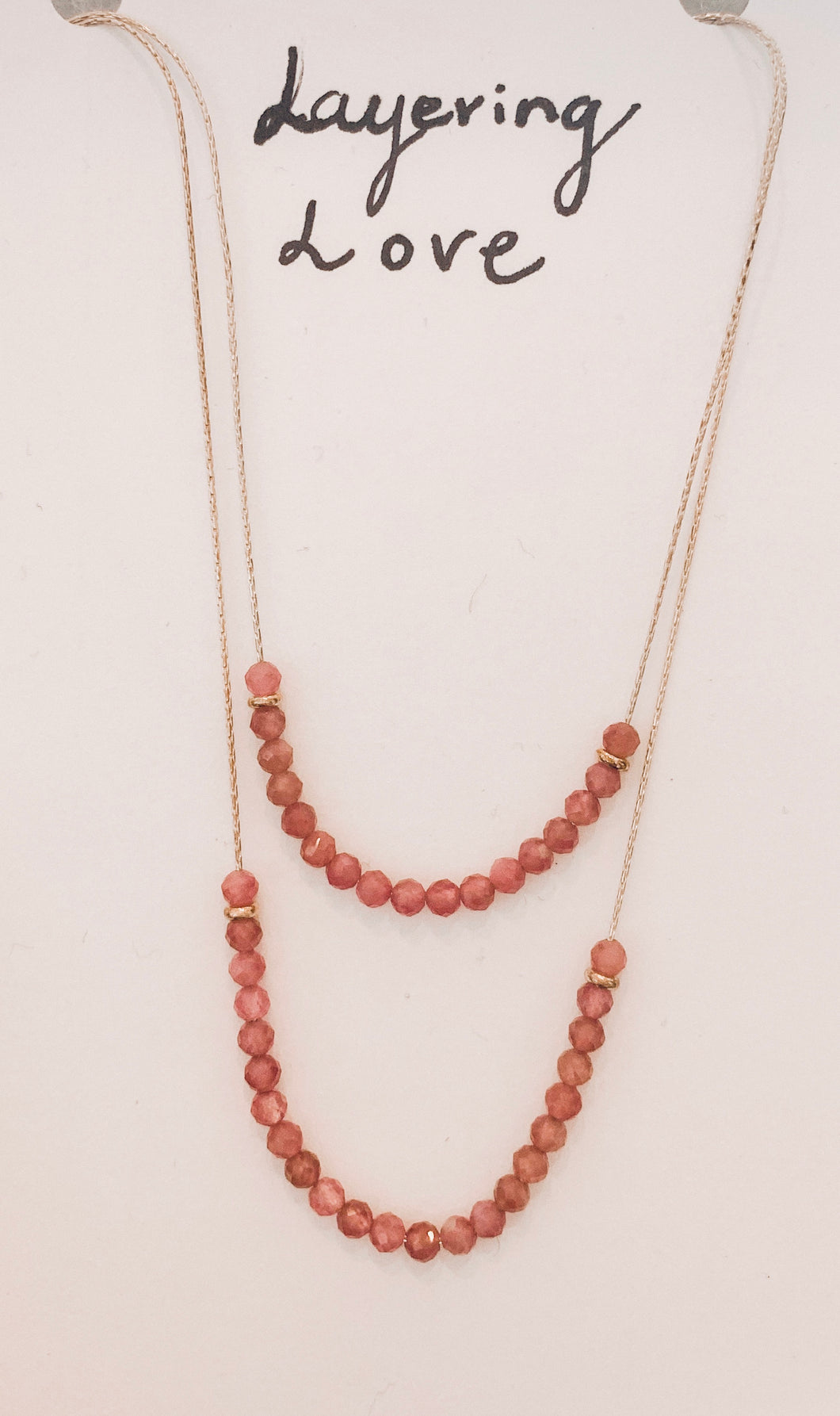 Layering Love Necklace