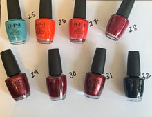 Load image into Gallery viewer, Opi Polishes