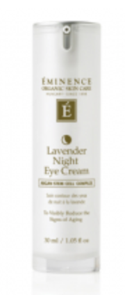 Eminence Lavender Night Eye Cream