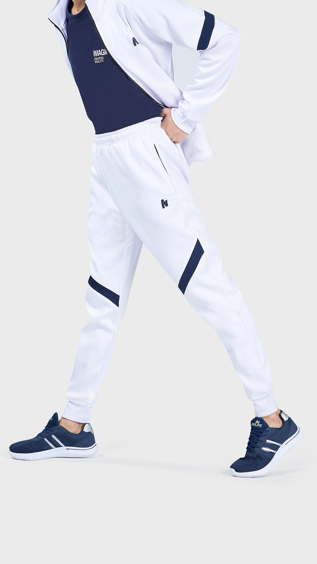 Men's Winter Dri-Fit Track Suit