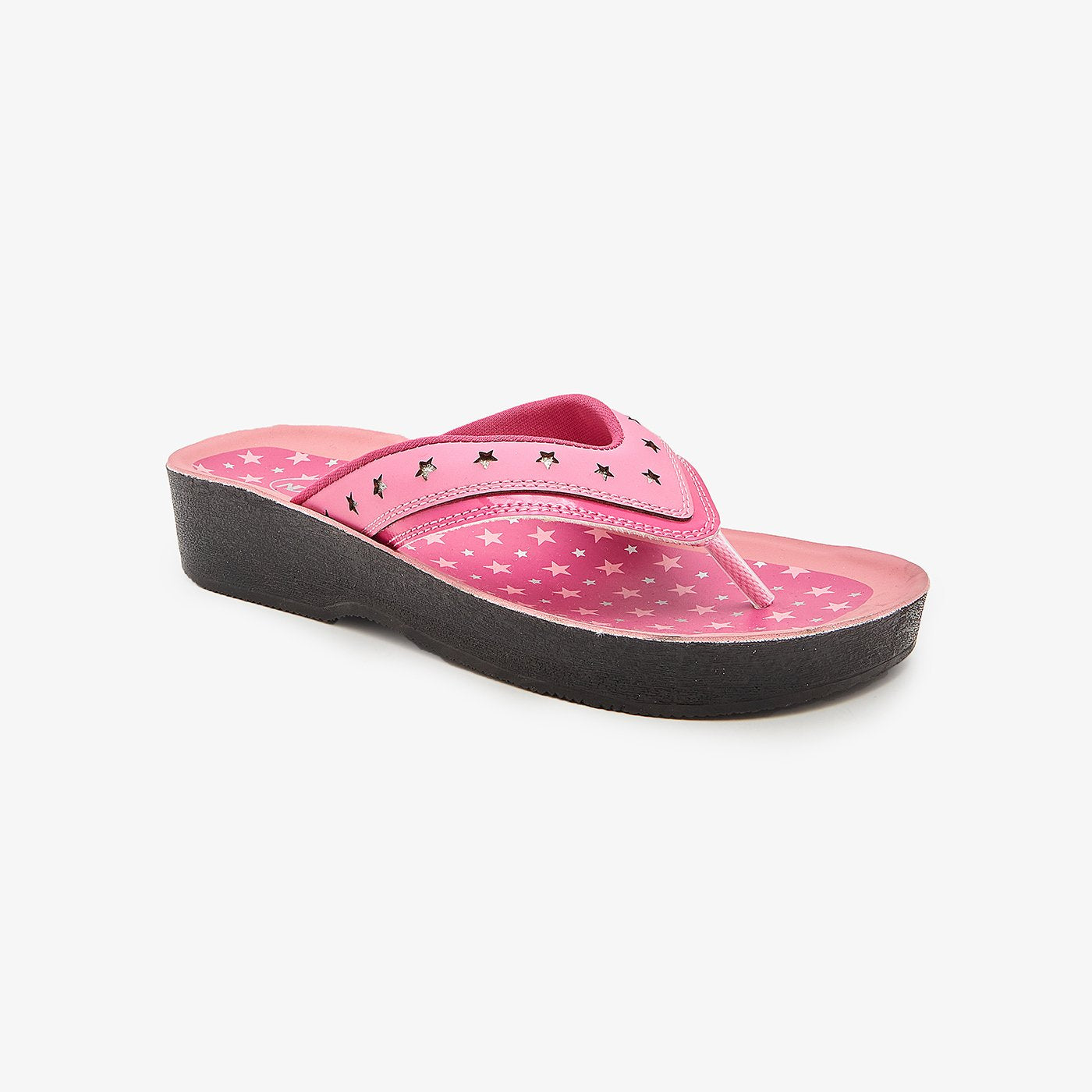 Comfy Girls Cross-Strap Chappals