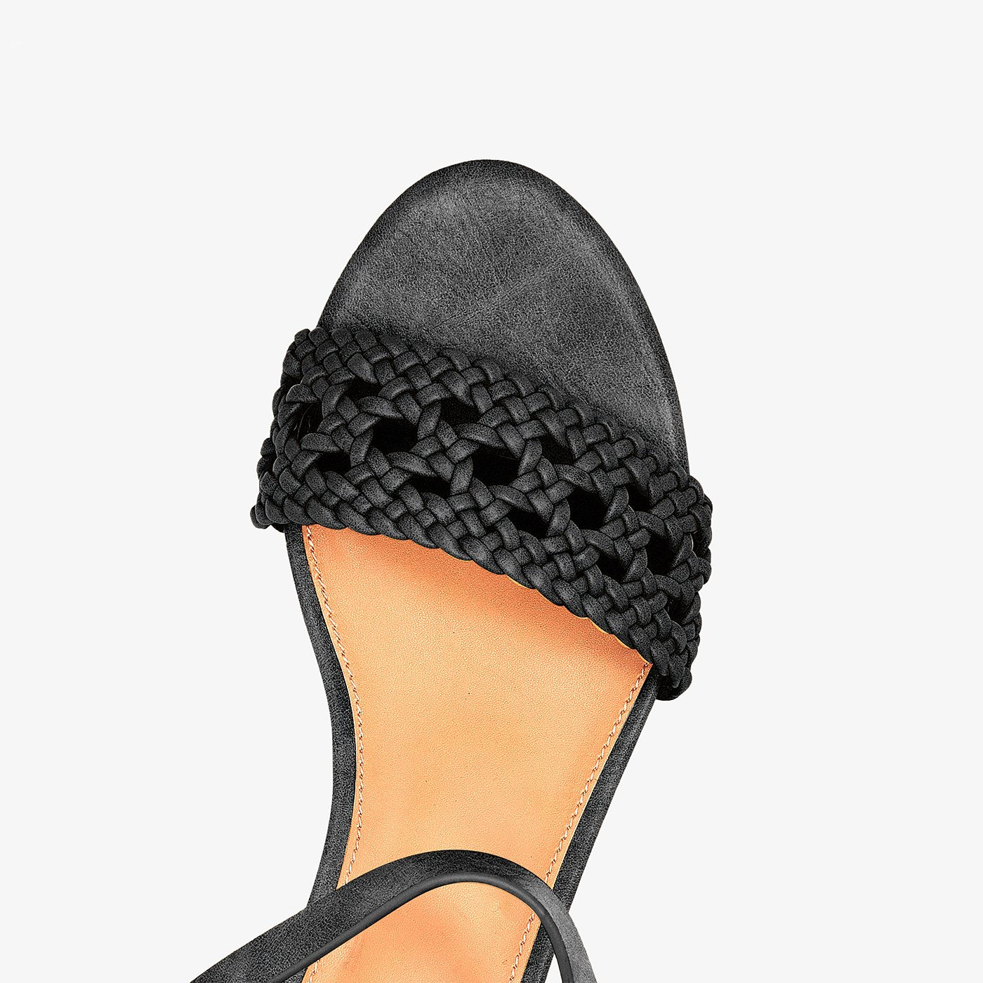 Basket Weave Women Sandals